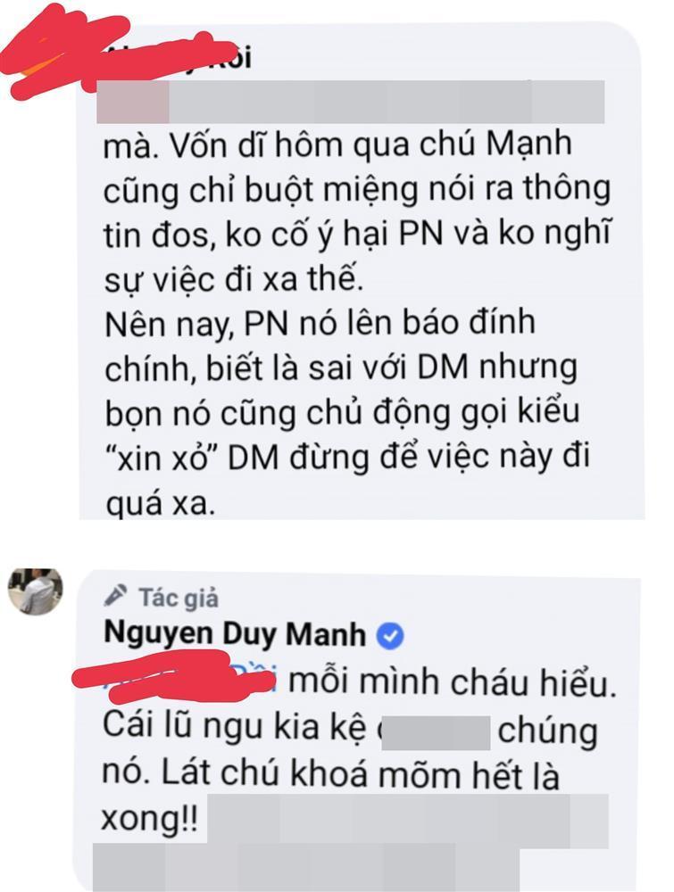 Bị Phi Nhung phản tố, Duy Mạnh mới chính là kẻ nói dối?-6