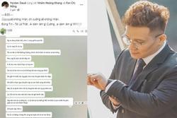 Hacker tiết lộ tình hình rối ren lúc này của gia đình Hồ Văn Cường
