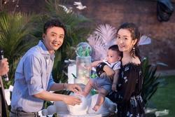 Cặp sao 'Tân Hoàn Châu Cách Cách' lên tiếng về tin ly hôn