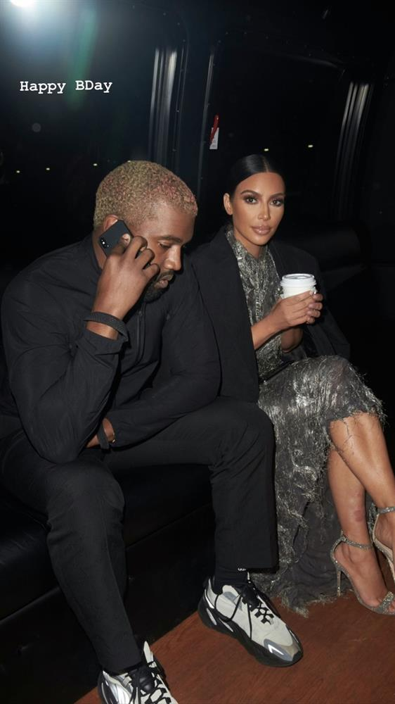 Kim Kardashian nói yêu Kanye West trọn đời dù vừa đâm đơn ly dị-2