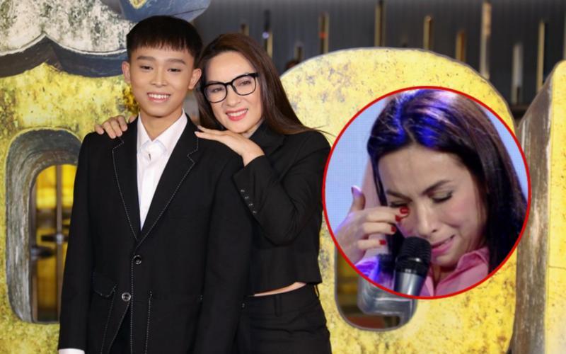 Trước khi bị tố thú dữ, mẹ con Phi Nhung - Hồ Văn Cường tình cảm ngập tràn-10