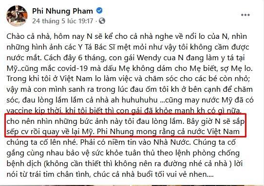 Phi Nhung comeback nước Mỹ: Ông nói về diễn show, bà bảo thăm con gái-6