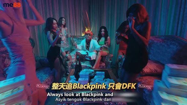 Quấy rối BLACKPINK, Red Velvet qua sản phẩm âm nhạc, các nam rapper nhận kết đắng-3