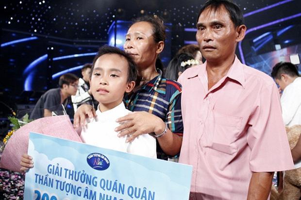 Hồ Văn Cường sau 5 năm đăng quang Vietnam Idol Kids-2