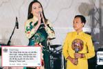 Con gái Phi Nhung từng bất bình khi mẹ lấy hết cát-xê của Hồ Văn Cường