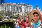 Lóa mắt trước nơi ăn chốn ở của tuyển Việt Nam tại Dubai