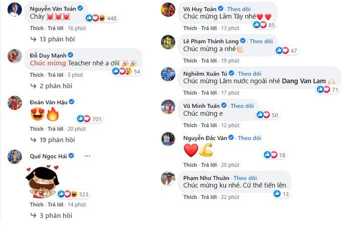 Tuyển Việt Nam từ UAE chúc mừng Văn Lâm lần đầu bắt chính ở Nhật Bản-1