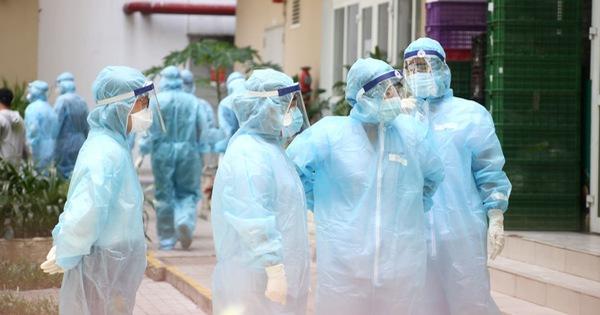 Sáng 10/6: Thêm 66 ca mắc Covid-19 mới trong nước tại 4 tỉnh, thành phố-1