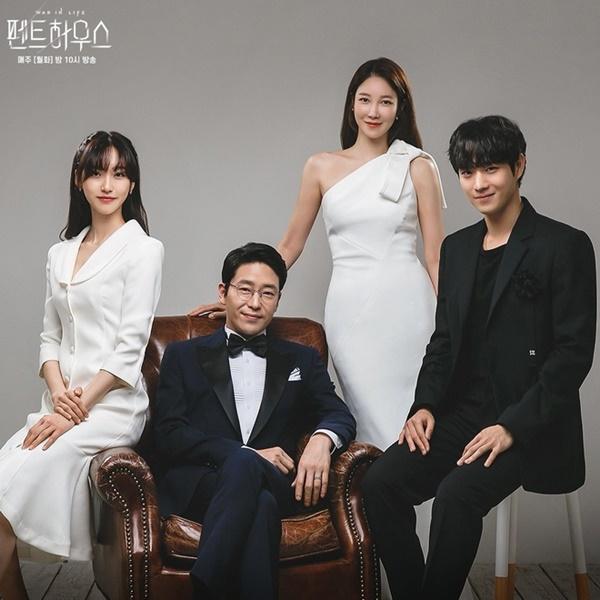 Hôn nhân tăm tối của giới siêu giàu trên phim Hàn-2