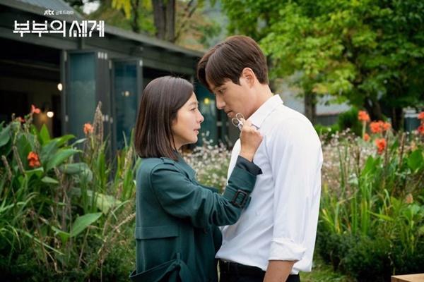 Hôn nhân tăm tối của giới siêu giàu trên phim Hàn-3