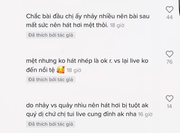 Trước ngược Chi Pu, Hương Giang live tệ hại nhưng lại được netizen xót xa-2