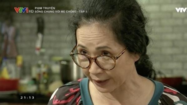 Khiếp vía với những bà mẹ ghê gớm đáng sợ trên phim Việt-5