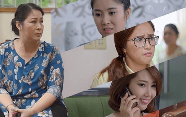 Khiếp vía với những bà mẹ ghê gớm đáng sợ trên phim Việt-7