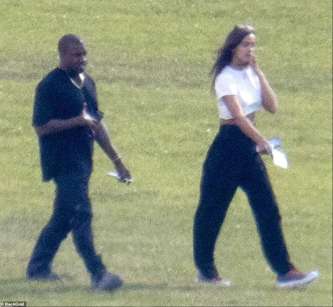 Kanye West hẹn hò Irina Shayk-1