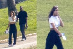 Kanye West hẹn hò Irina Shayk