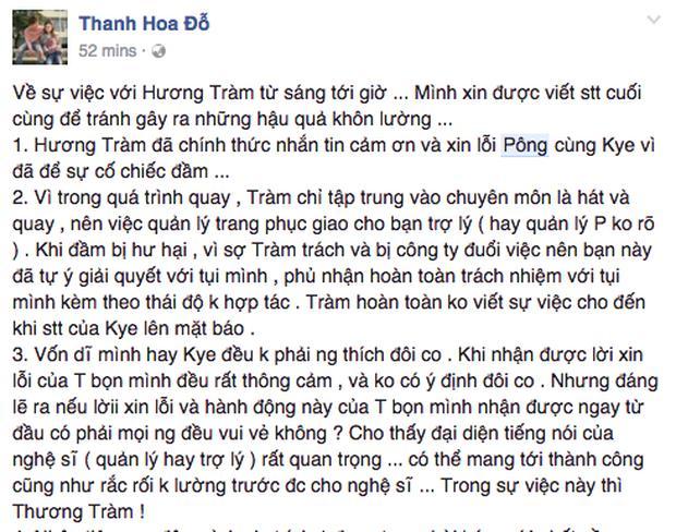 Kye Nguyễn từng phốt ekip Hương Tràm đến nỗi mặt tím ngắt, tim đập loạn-6