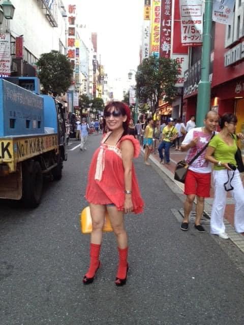 Phi Nhung bị đào mộ loạt ảnh ăn mặc thảm họa nhất ở Nhật