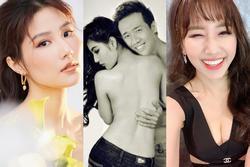 Hari Won 'đào mộ' khoảnh khắc Trấn Thành khỏa thân bên Diễm My