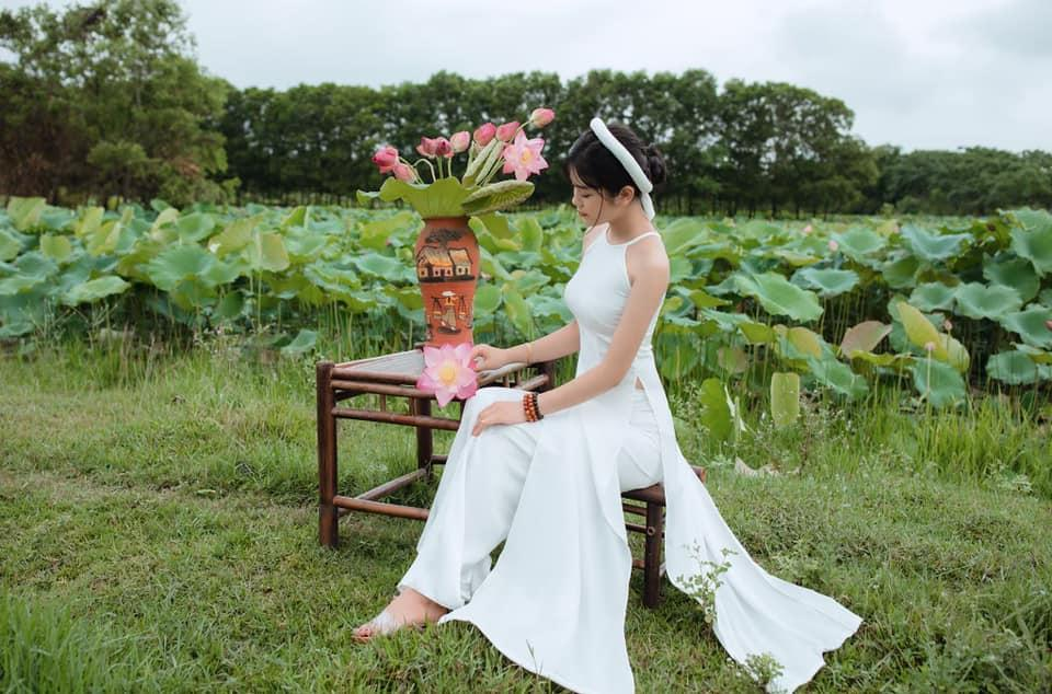 Con gái Hiệp Gà đẹp ngỡ ngàng tuổi 17, được khuyên thi hoa hậu-4