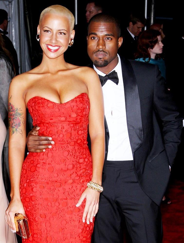 Lịch sử yêu toàn mỹ nhân của Kanye West-5