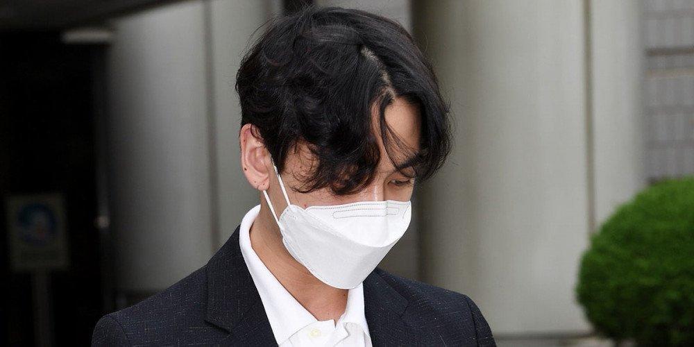 Nam ca sĩ Jung Ilhoon lĩnh án 2 năm tù vì sử dụng chất cấm-1