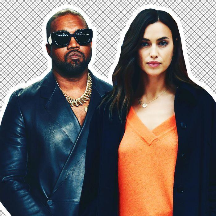 Thân hình nóng bỏng của siêu mẫu Irina Shayk đang hẹn hò Kanye West-1