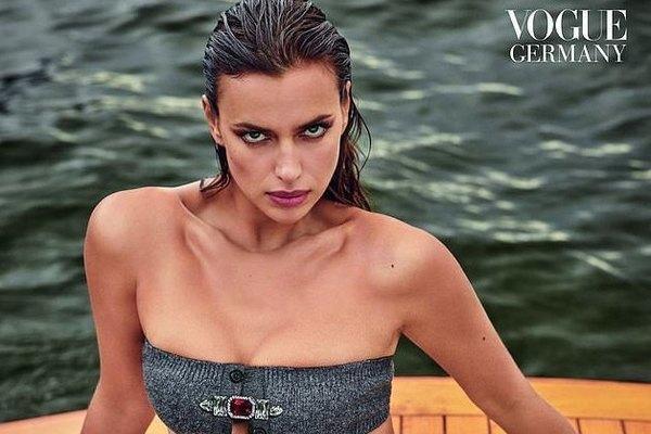 Thân hình nóng bỏng của siêu mẫu Irina Shayk đang hẹn hò Kanye West-4
