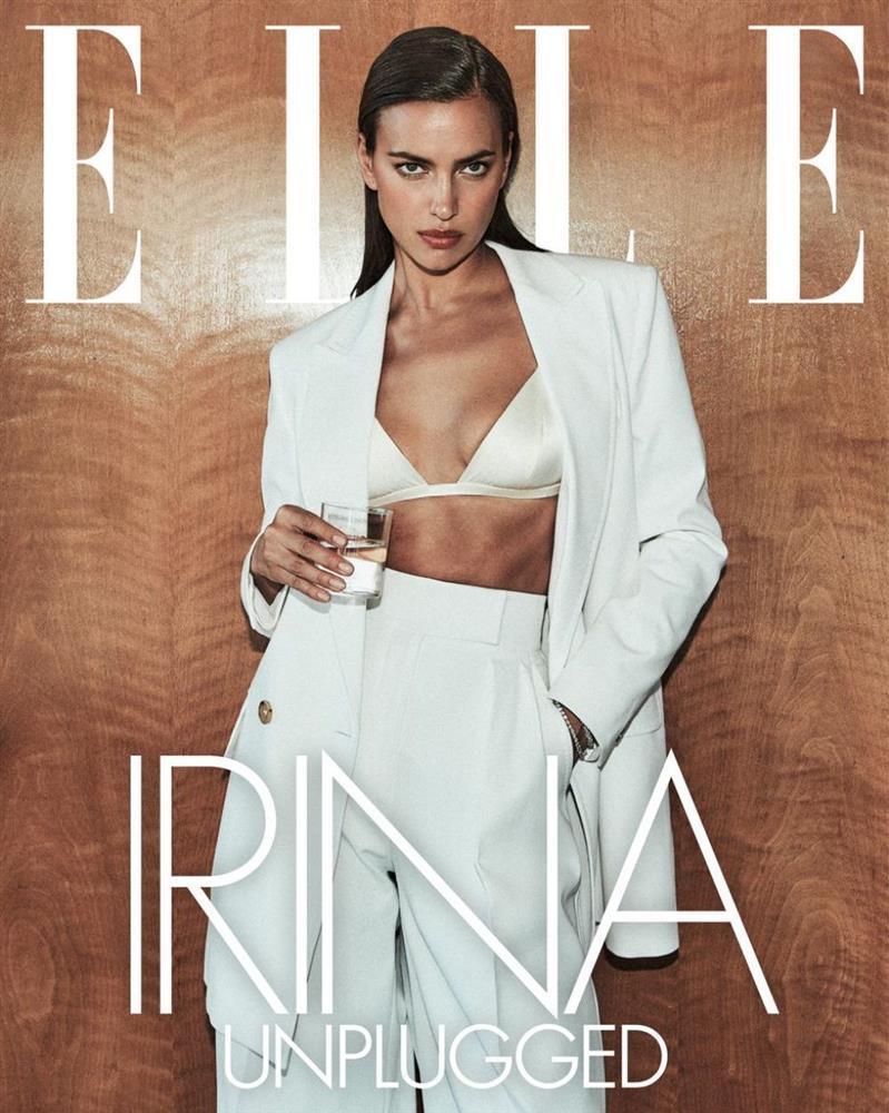 Thân hình nóng bỏng của siêu mẫu Irina Shayk đang hẹn hò Kanye West-6