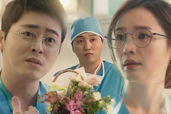 Hospital Playlist 2: Song Hwa từ chối lời tỏ tình Ik Jun, F4 có người kết hôn?-1