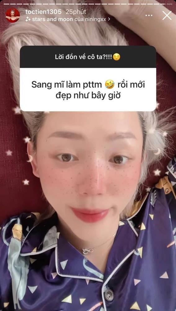 Tóc Tiên hiếm hoi đăng ảnh nóng, bonus cả câu trả lời tin đồn nâng ngực-2