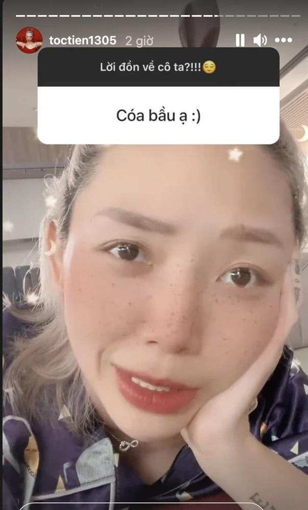 Tóc Tiên hiếm hoi đăng ảnh nóng, bonus cả câu trả lời tin đồn nâng ngực-5
