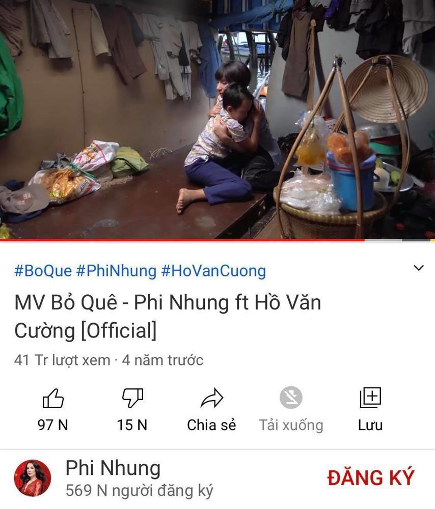 Dân mạng bình luận khiếm nhã MV chung của Phi Nhung - Hồ Văn Cường-3