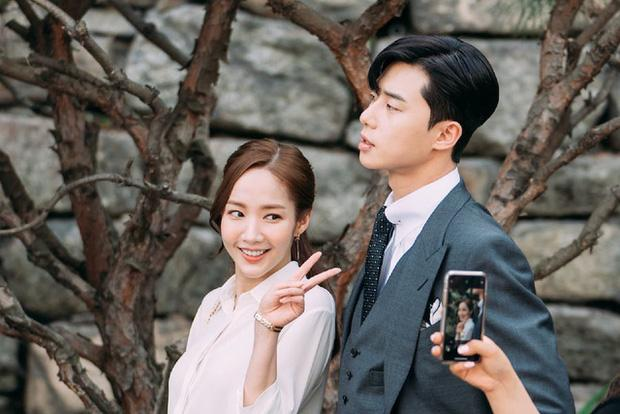 Chi tiết chứng minh Park Seo Joon - Park Min Young hẹn hò, đúng lộ trình Hyun Bin - Son Ye Jin?-4