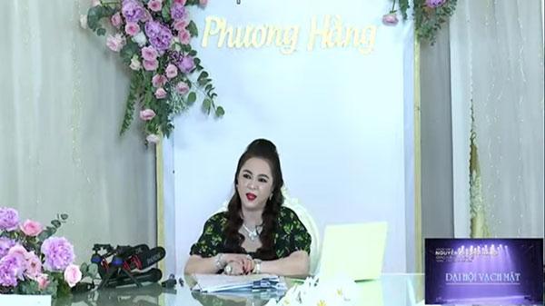 Bà Nguyễn Phương Hằng mắng gay gắt 2 người bạn thân