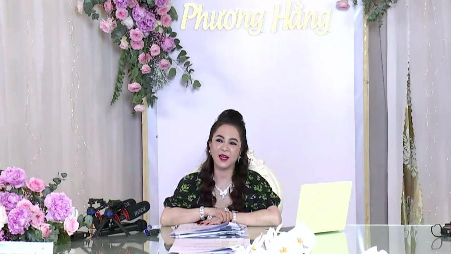 Bà Phương Hằng nhắn bà Lê Thị Giàu: Thích 1.000 tỷ á? Có 1.000 cái lá mít-1