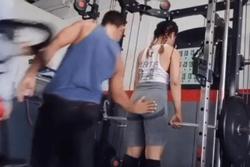 Cô gái tình cờ ghi lại cảnh bị sàm sỡ tại phòng gym
