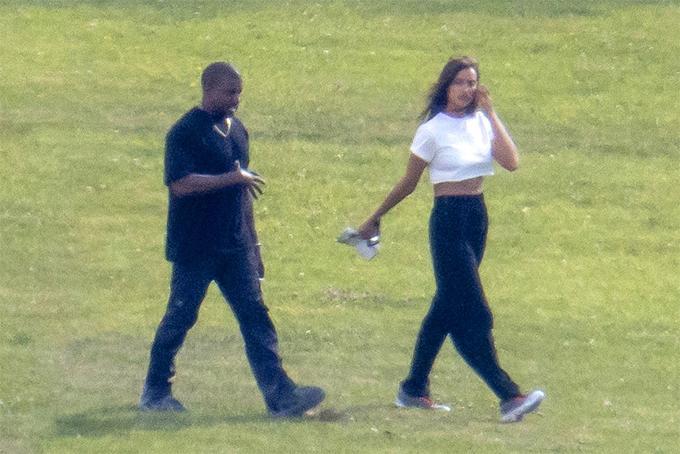 Kanye West chủ động theo đuổi Irina Shayk-2