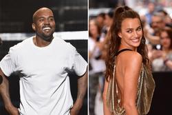 Kanye West chủ động theo đuổi Irina Shayk
