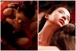 'Mợ ngố' Song Ji Hyo từng 40 lần đóng cảnh nóng cho 1 bộ phim