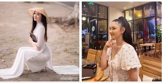 Mẹ Hà Nội đẻ lần đầu xinh đẹp vạn người mê, bầu lần 2 tăng vọt 40kg khiến chồng không nhận ra vợ-2