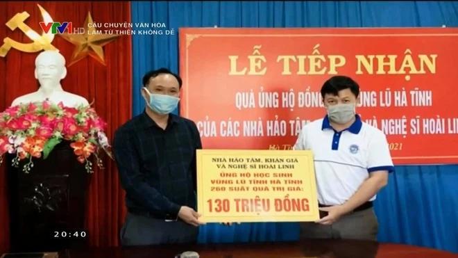 VTV lại réo tên Hoài Linh, Thủy Tiên, Phan Anh vì câu chuyện từ thiện-2