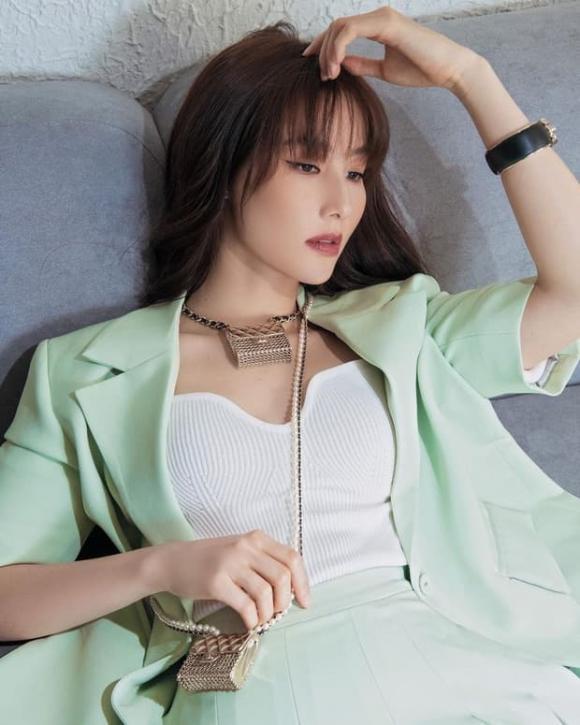 Diễm My 9X hiếm hoi đụng hàng Ninh Dương Lan Ngọc: Ai đẹp hơn?-5