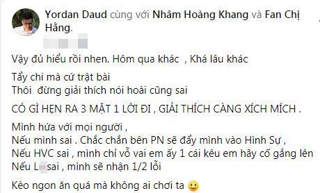 Nhâm Hoàng Khang tha thứ cho Hồ Văn Cường dù anh có thể lao lý-1