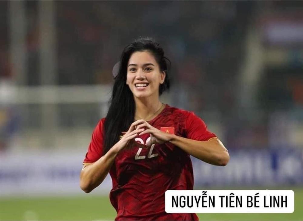 Trước trận gặp Malaysia, tuyển Việt Nam chuyển giới xinh như mộng-8