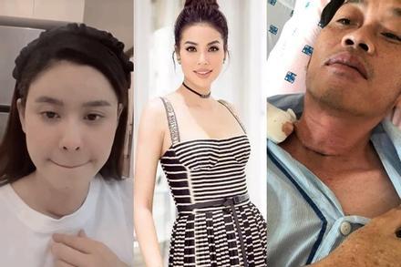 Sao Việt mắc bệnh tuyến giáp: Người được thương, người bị 'khịa'