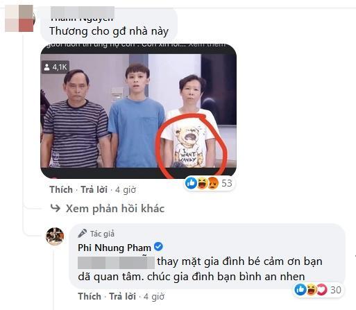 Phi Nhung nói gì về chiếc áo mẹ Hồ Văn Cường in chữ TÔI MUỐN THOÁT-2