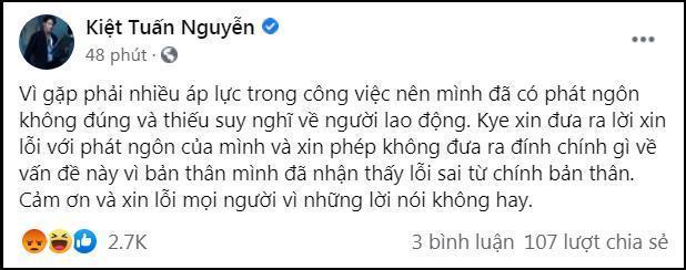 Nathan Lee ghim stylist chê người lao động nghèo, netizen đoán: Ngày tận thế gõ cửa!-2
