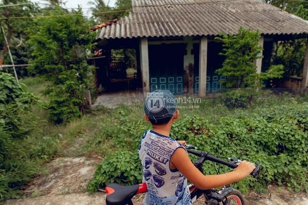 Đau lòng khi thấy nhà Hồ Văn Cường bị bỏ hoang, hàng xóm kể lâu rồi không ai về thăm-13