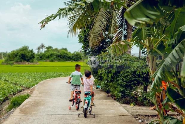 Đau lòng khi thấy nhà Hồ Văn Cường bị bỏ hoang, hàng xóm kể lâu rồi không ai về thăm-17
