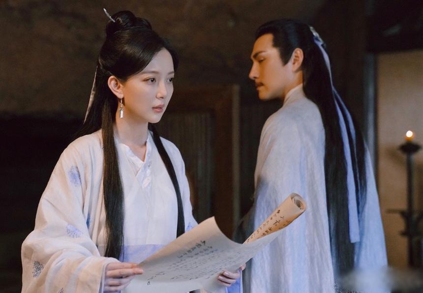 Anh Hùng Xạ Điêu 2021 biến Hoàng Dược Sư thành người chồng bội bạc-1